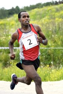 Ibrahim Mukunga. Foto: ajakiri Jooksja