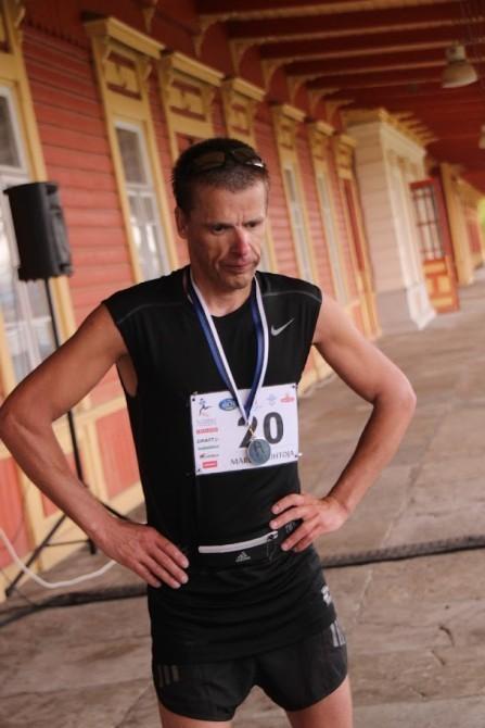 Margus Luhtoja. Foto: Külli Leola