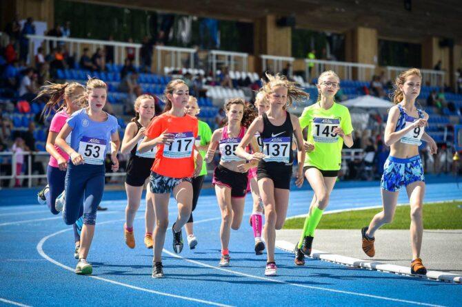 Noored peaksid võistlema ainult lühematel distantsidel. Foto: Marko Mumm