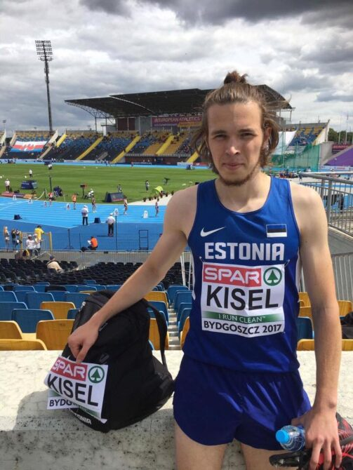 Rasmus Kisel. Foto: EKJL