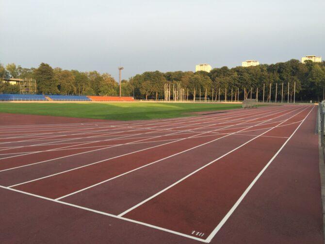 Kadrioru staadion. Foto: EKJL
