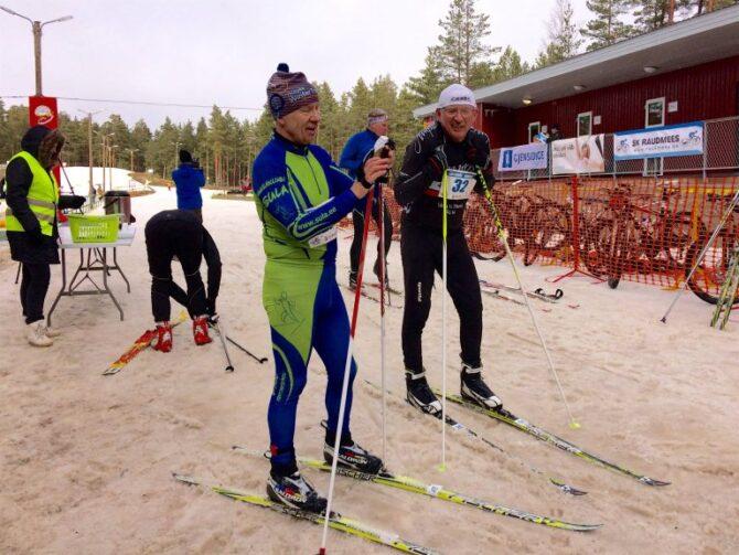 Juhan Lukk (vasakul). Foto: Kadri Lukk