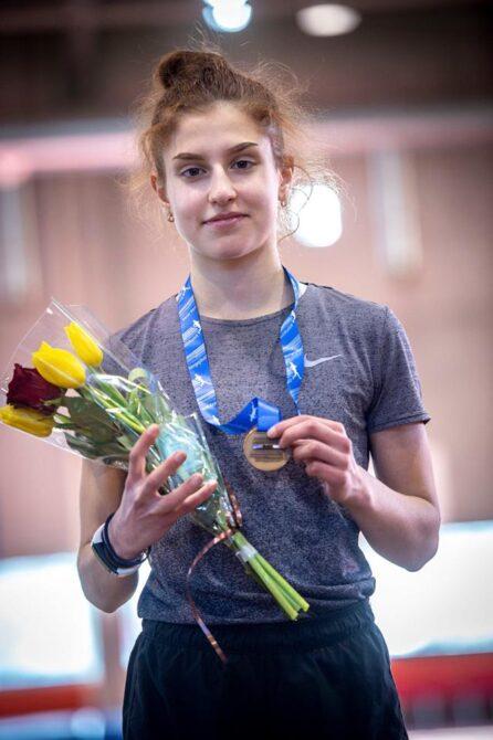 Jekaterina Mirotvortseva. Foto: Marko Mumm/EKJL