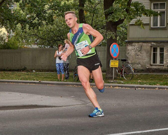 Kristo Reinsalu. Foto: SK ProRunner