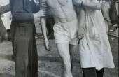 Hubert Pärnakivi pärast ebainimlikku pingutust Foto: John G. Zimmermann