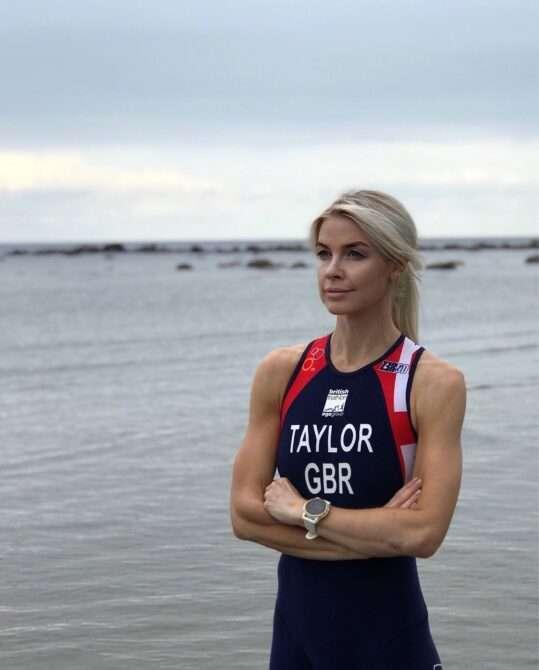 Spordipsühholoog Külliki Taylor.