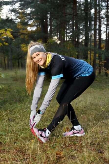 Katrin Zaitseva. Foto: Indrek Mänd/ajakiri Jooksja