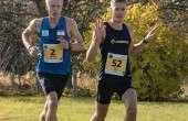 Konkurendid Jaanus Kallaste ja Raido Mitt Saaremaa kolme päeva jooksu 2. etapil. Foto: erakogu