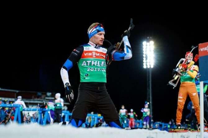 Kristo Siimer. Foto: Jarek Jõepera