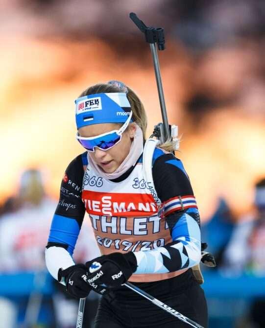 Johanna Talihärm. Foto: Jarek Jõepera