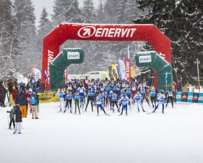 Viru maraton. Foto: Kaimo Puniste