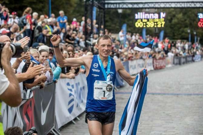Tallinn 09.09.2018 Tallinna maraton. Tallinn Marathon. FOTO: SANDER ILVEST/EESTI MEEDIA
