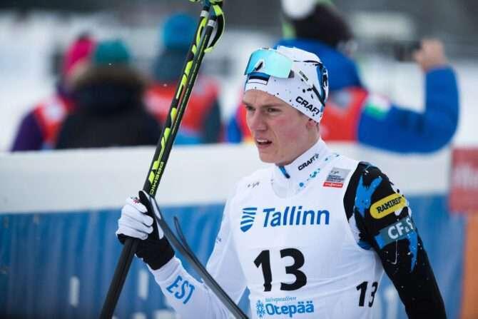 Kristjan Ilves. Foto: Scanpix