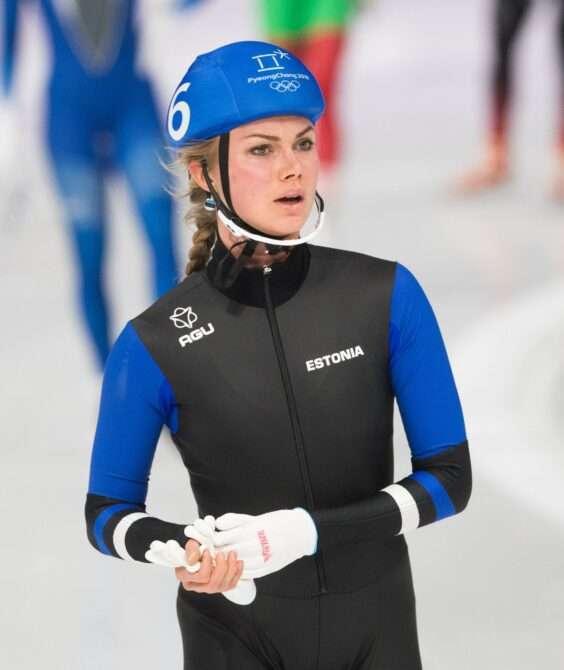 Saskia Alusalu. Foto: Scanpix