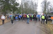 Hetk enne Paju jooksu starti. Foto: Valga Sport