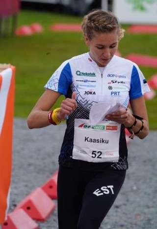 Evely Kaasiku. Foto: erakogu