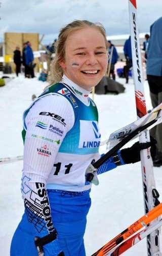 Daisy Kudre. Foto: Eesti Orienteerumisliit