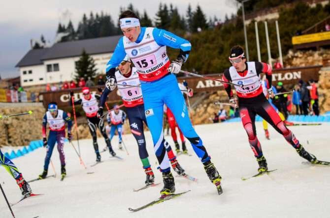Kaarel Kasper Kõrge. Foto: Eesti Suusaliit