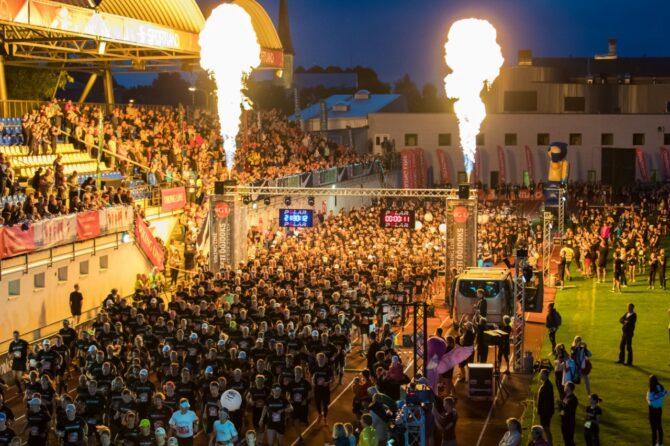2019. aasta Ööjooksu start. Foto: Kaido Kabral