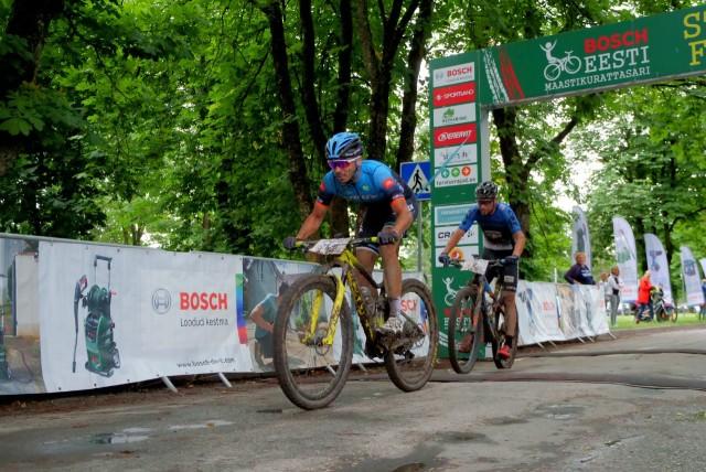 Rakvere RM võitja Martin Loo.