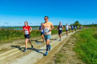 Tuttav rajalõik Ülemiste järve ääres pakub jooksurõõmu ka 2020. aastal.