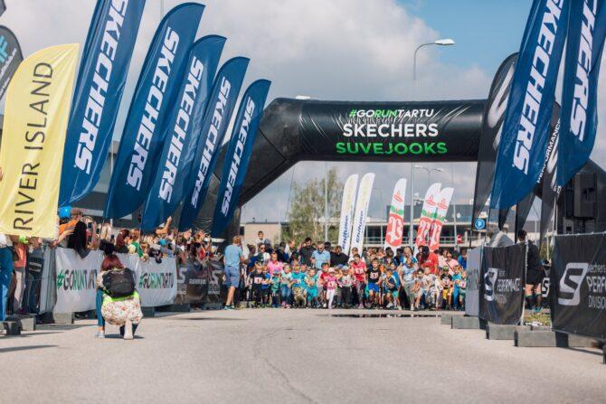 Skechers Suvejooksu start 2019 (foto: Maanus Kullamaa)