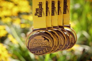 Rannajooksu medal 2020. aasta.