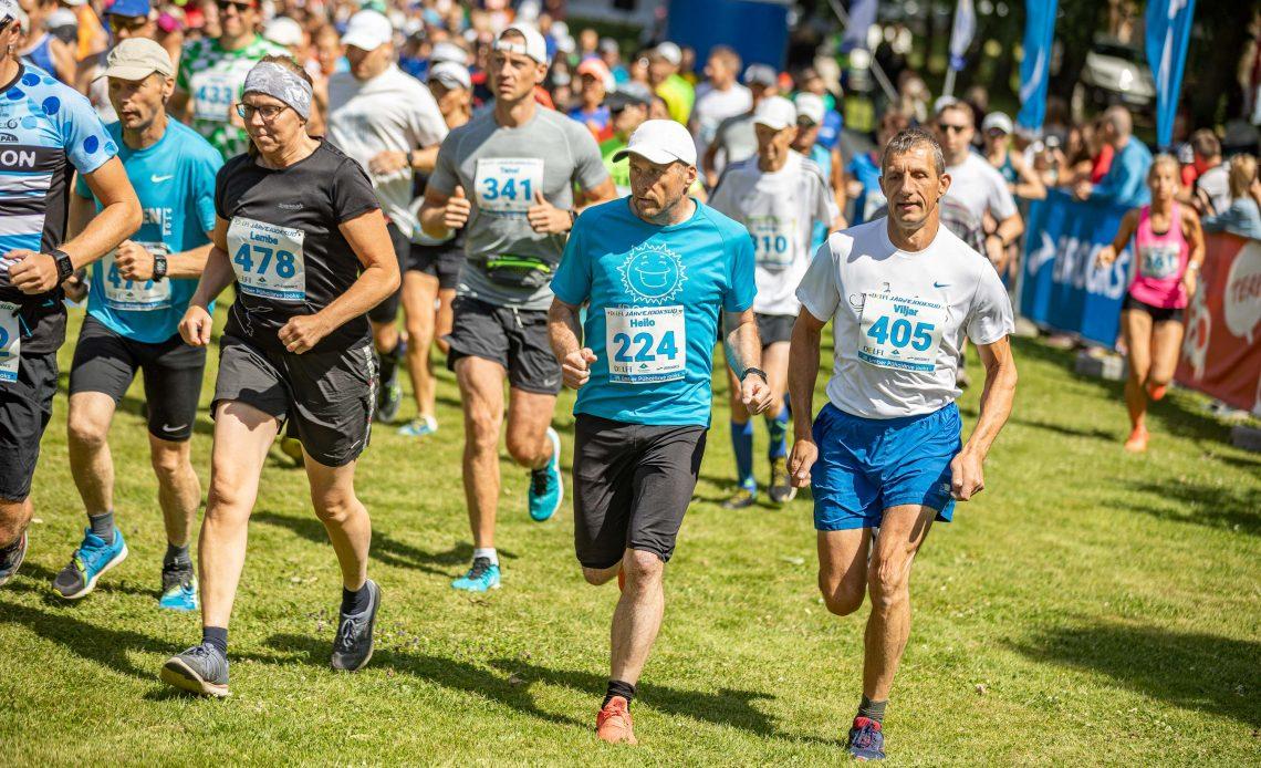 40. jooks ümber Pühajärve