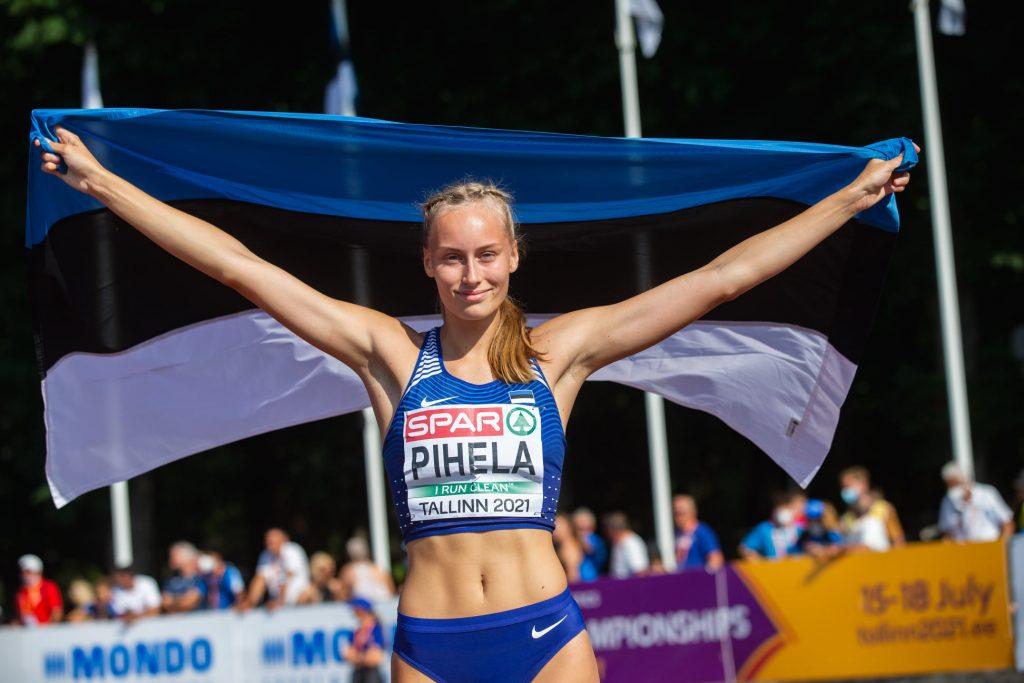 Elisabeth Pihela - pronks
